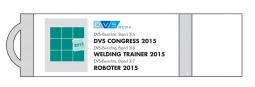 DVS Congress, Welding Trainer, Roboter 2015 auf USB Stick
