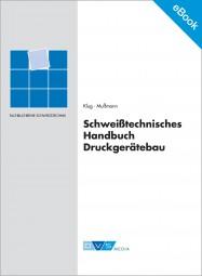 E-Book: Schweißtechnisches Handbuch im Druckgerätebau