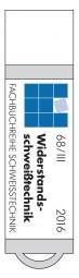 USB - Stick Taschenbuch DVS-Merkblätter und -Richtlinien Widerstandsschweißtechnik