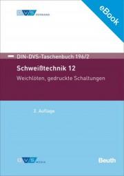 E-Book - Schweißtechnik 12: Weichlöten (DIN-DVS-Taschenbuch 196/2)