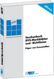 Ebook Taschenbuch DVS-Merkblätter und -Richtlinien: Fügen von Kunststoffen