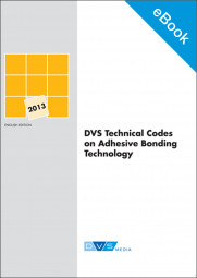 E-Book DVS Technical Codes on Adhesive Bonding Technology Selected Translations