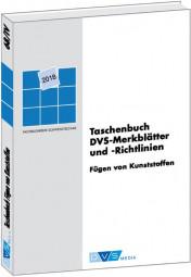 Taschenbuch DVS-Merkblätter und -Richtlinien: Fügen von Kunststoffen