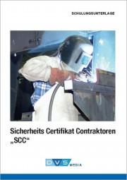 Lehrunterlage SCC Sicherheits Certifikat Contraktoren