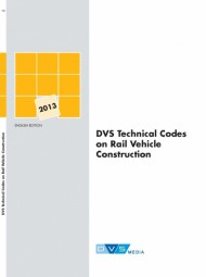 DVS Technical Codes on Rail Vehicle Construction