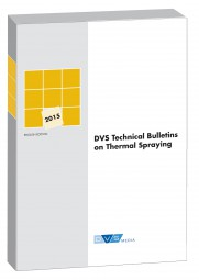 DVS Technical Bulletins on Thermal Spraying