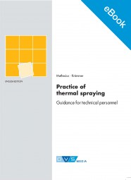 E-Book: Practice of thermal spraying