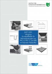 Lehrgang DVS 2291 Kunststoffkleber für Rohrverbindungen aus PVC-U, PVC-C und ABS mit lösenden Klebstoffen