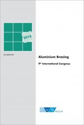 9th Int. Congress Aluminium Brazing