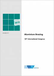 10th Int. Congress Aluminium Brazing