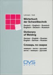 Wörterbuch Deutsch/Englisch/Russisch