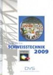 Jahrbuch Schweißtechnik 2009