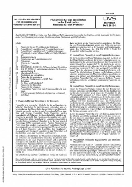 Deutsches Kupferinstitut: Löten