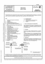 Blindnieten (blind rivets) (DVS/EFB 3430)