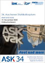 34. Aachener Stahlkolloquium - Werkstofftechnik