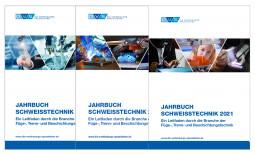 Sonderangebot Je 1 Jahrbuch Schweißtechnik 2019, 2020 & 2021
