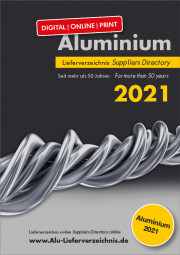 Aluminium Lieferverzeichnis 2021