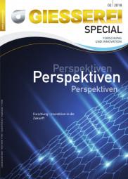 Giesserei Special Heft 2/2018