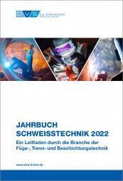 Jahrbuch Schweißtechnik 2022