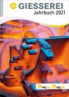 Giesserei-Jahrbuch 2021 / Sonderpreis für VDG/BDG-Mitglieder: 15,50 Euro