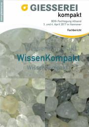 BDG-Fachtagung Altsand / Sonderpreis für BDG-Mitglieder: 25,00 Euro