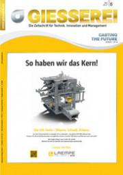 annual subscription GIESSEREI / inkl. E-Paper / Ausland (EU)