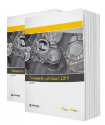 Giesserei-Jahrbuch 2019 / Sonderpreis für VDG/BDG-Mitglieder: 15,50 Euro