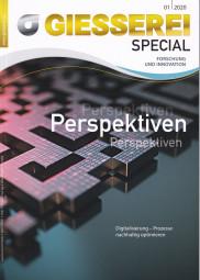 Giesserei Special Heft 1/2020