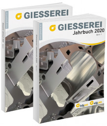 Giesserei-Jahrbuch 2020 / Sonderpreis für VDG/BDG-Mitglieder: 15,50 Euro