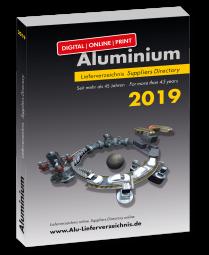 Aluminium Lieferverzeichnis 2019 - auf Anfrage auch als USB-Stick