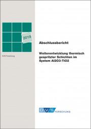 Weiterentwicklung thermisch gespritzter Schichten im System Al2O3-TiO2