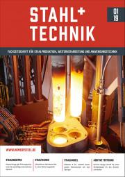 Jahresabo STAHL + TECHNIK Ausland für VDEh-Mitglieder inkl. E-Paper