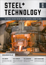 Annual subscription STEEL + TECHNOLOGY für VDEh-Mitglieder