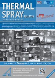 THERMAL SPRAY BULLETIN, free sample