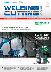 WELDING AND CUTTING, free sample
