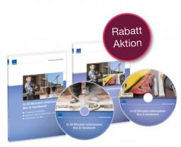 In 30 Minuten unterweisen - Kombipaket Bau & Handwerk