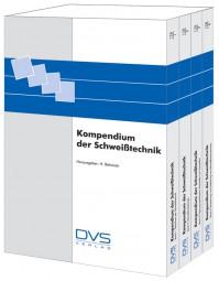 Kompendium der Schweißtechnik Band 1-4 -Sonderpreis-