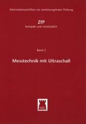 Messtechnik mit Ultraschall ZfP-kompakt und verständlich Band 2