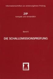 Die Schallemissionsprüfung ZfP-kompakt und verständlich Band 6